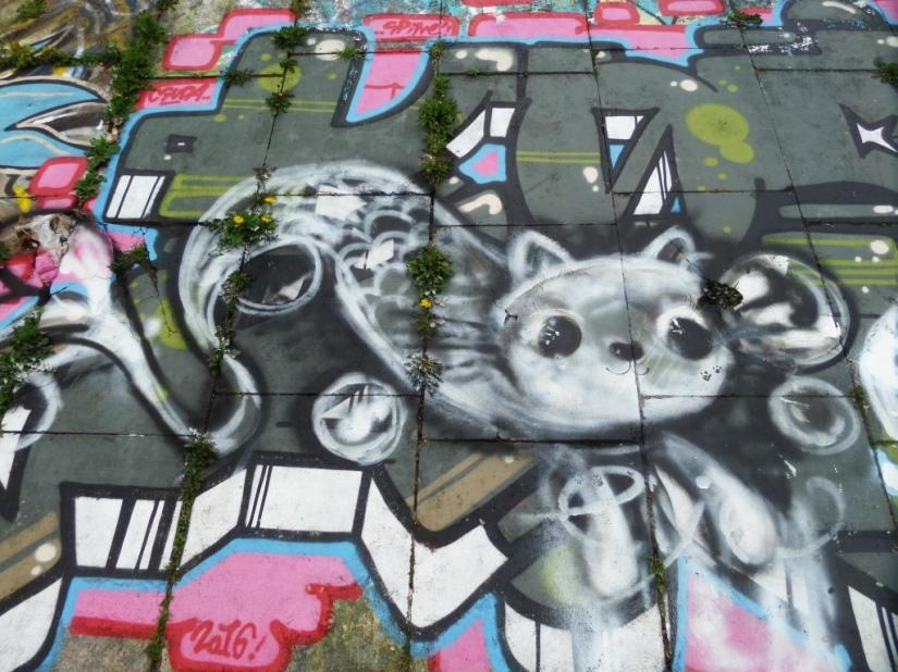 Annikapixie, Dean Lane, Bristol, May 2016