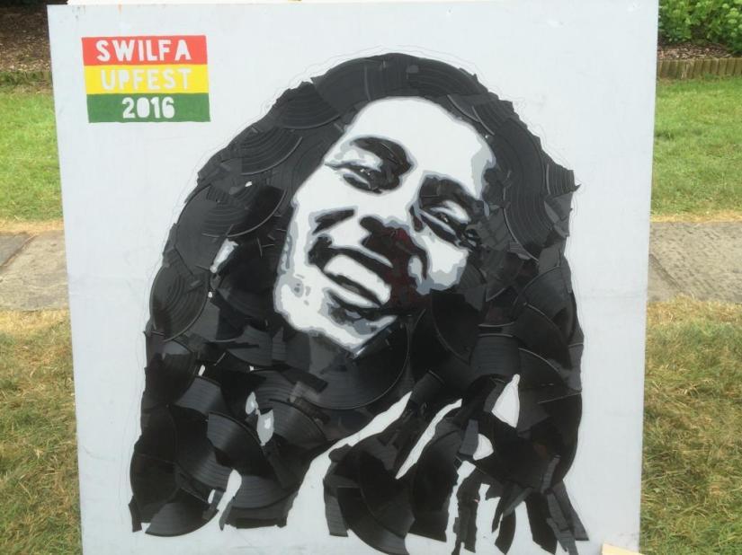Swilfa, Upfest, Bristol, July 2016