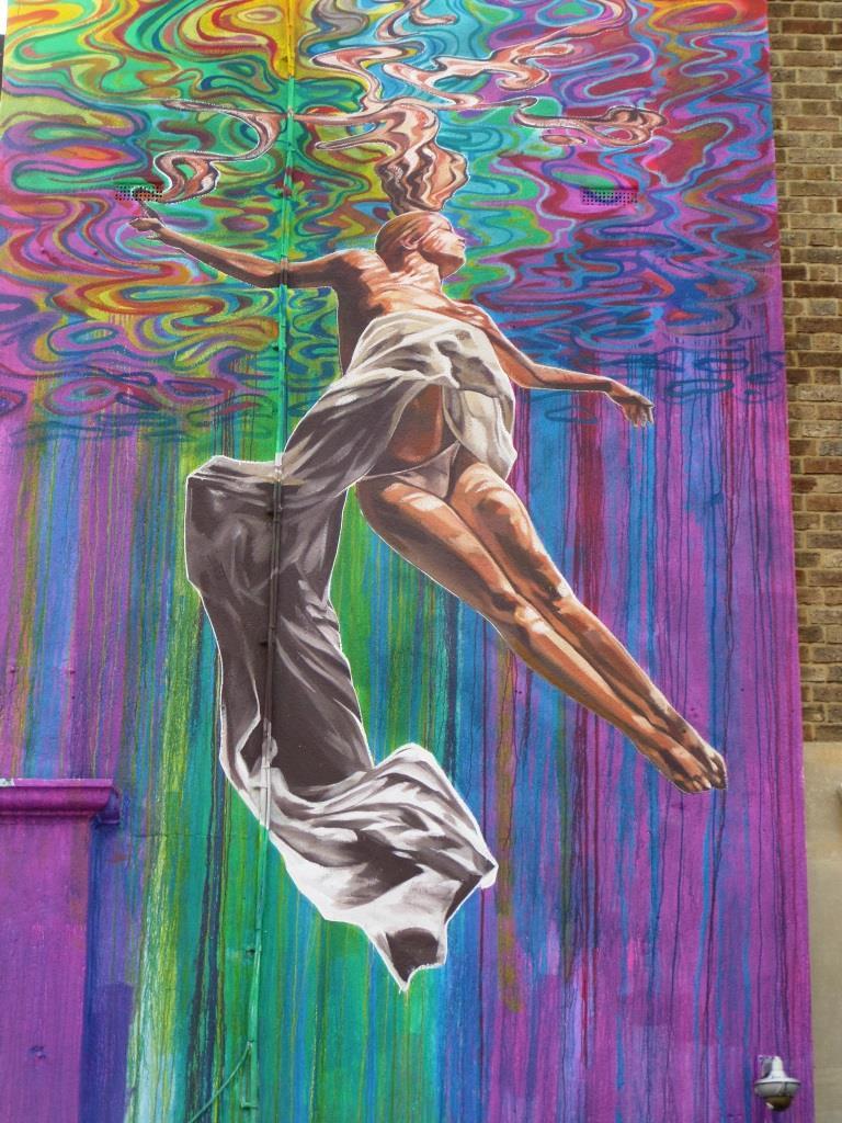 Cosmo Sarson, Greville Road, Upfest, Bristol, July 2016