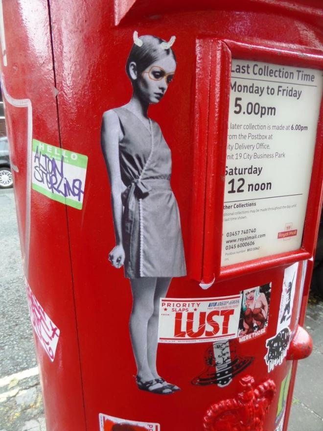D7606, North Street, Upfest, Bristol, July2016