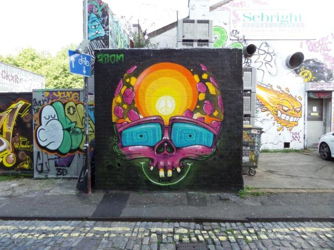 3Dom, Moon Street, Bristol, August 2016