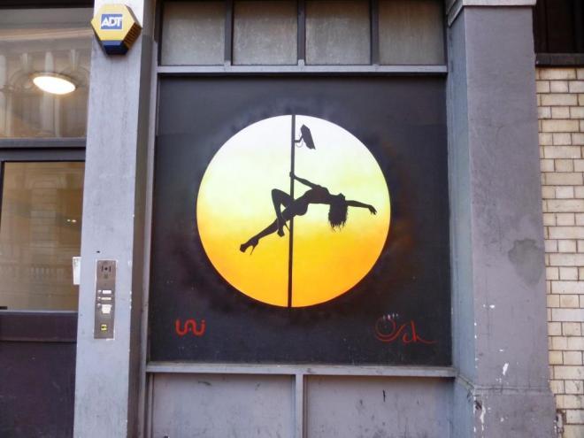 Osch, Old Street, London, August 2016