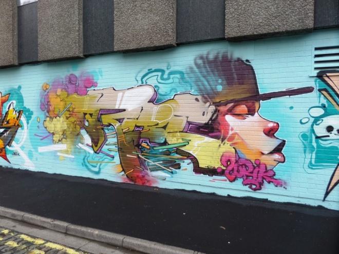 Acid Collapse, Wilder Street, Bristol, June 2016