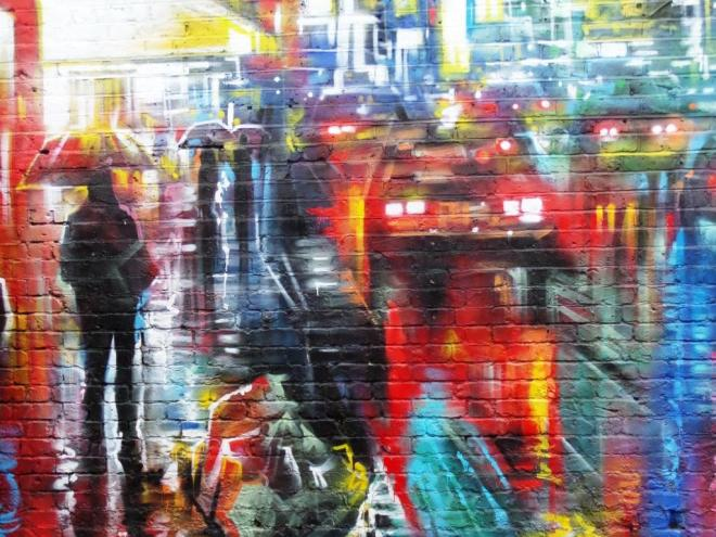 Dan Kitchener, Kentish Town Road, Camden, September 2016