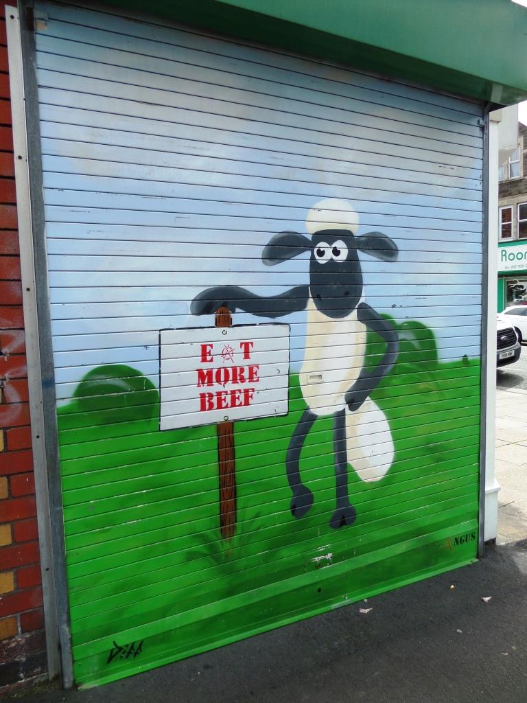 Angus, North Street, Bristol, June 2016
