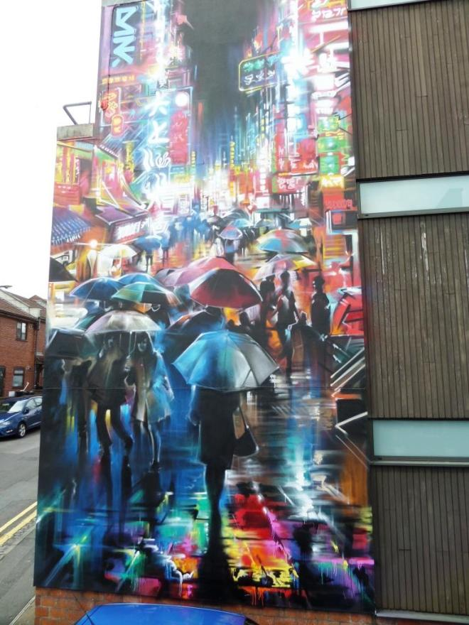 Dan Kitchener, Upfest, Bristol, July 2016