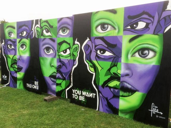 Kier, Upfest, Bristol, July 2016