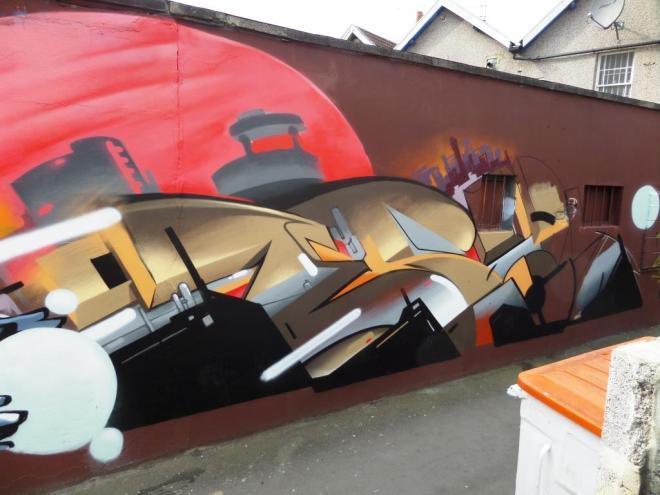 Epok, Bolton Road, Bristol, February 2016