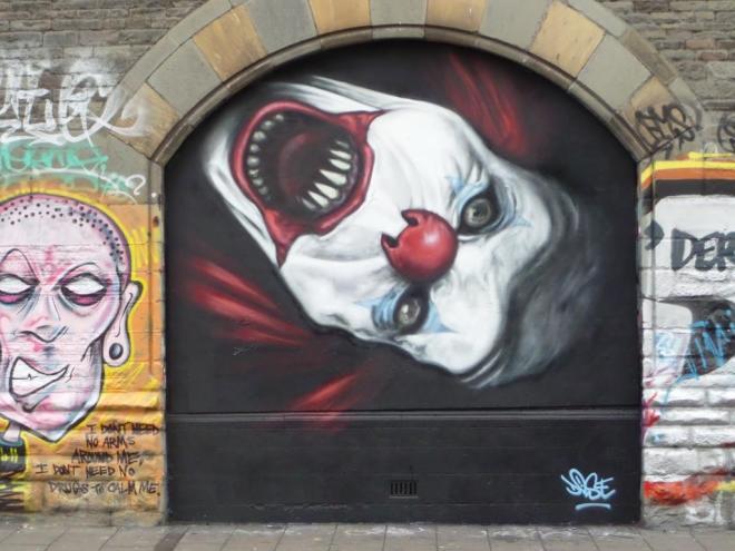 Dose?, Stokes Croft, Bristol, October 2016