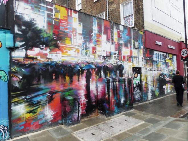 Dan Kitchener, Hartland Road, Camden Town, September 2016