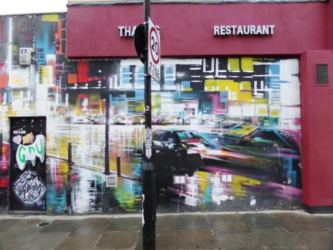 Dan Kitchener, Hartland Road, Camden Town, September 2016