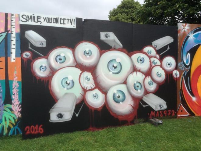 MAS972, Upfest, Bristol, July 2016
