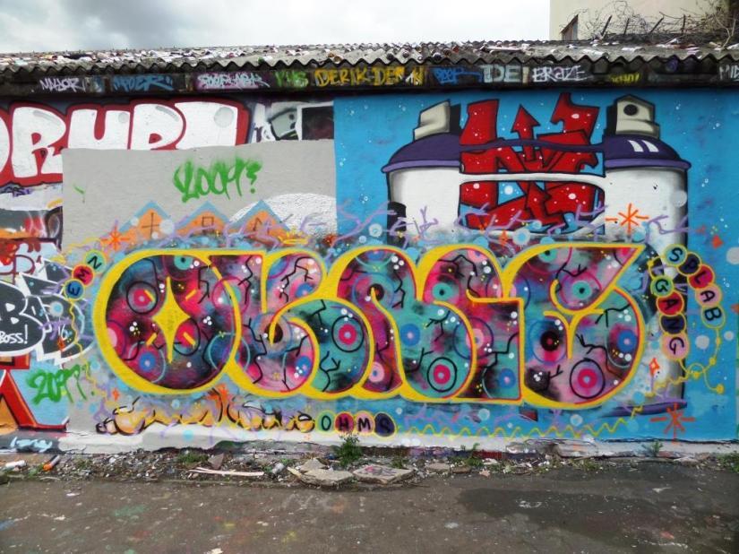 OHMS, Dean Lane, Bristol, May 2016