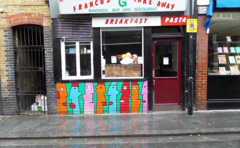 528. Rivington Street, Shoreditch, London(2)