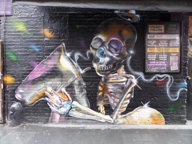 Fanakapan, Rivington Street, Shoreditch, August 2016