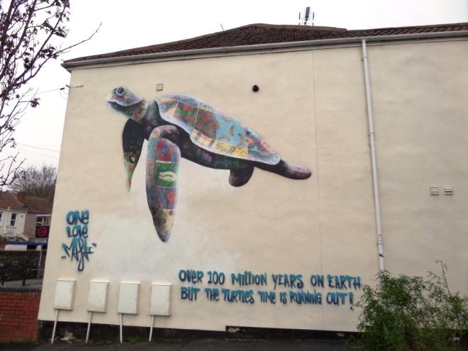 Louis Masai, New Gatton Road, Bristol, December 2016