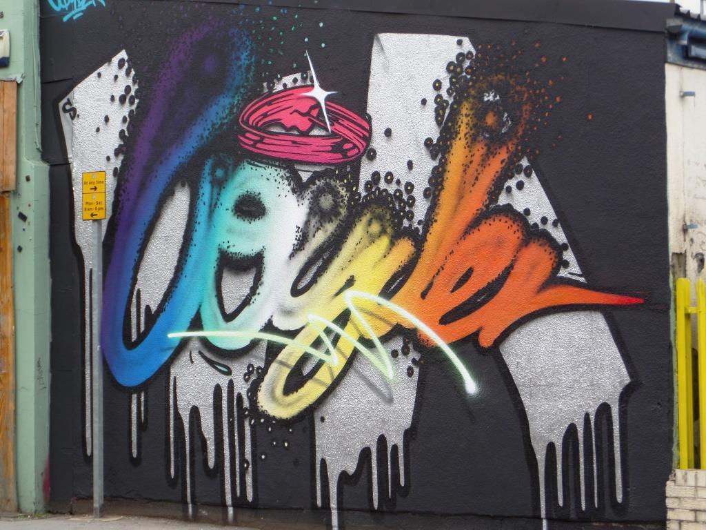 Voyder, Upfest, Bristol, July 2016