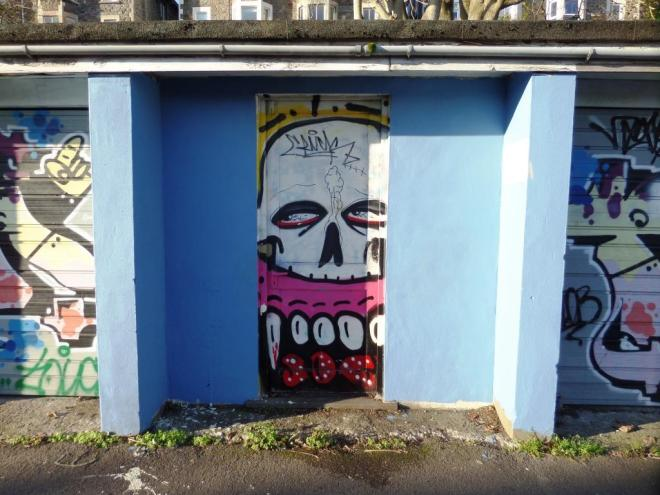 Sweet Toof, St Andrews Road, Bristol, January 2017