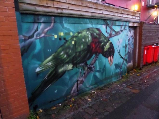 Aspire, Picton Lane, Bristol, November 2016