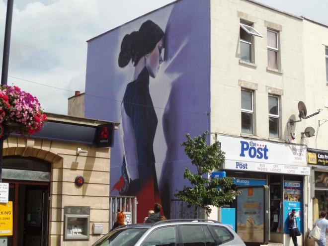 Jody, Upfest, Bristol, July 2016