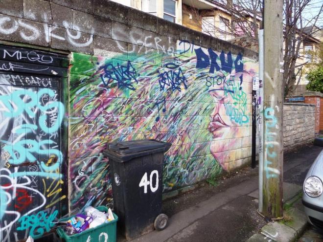 Tom Miller, Richmond Road, Bristol December 2016