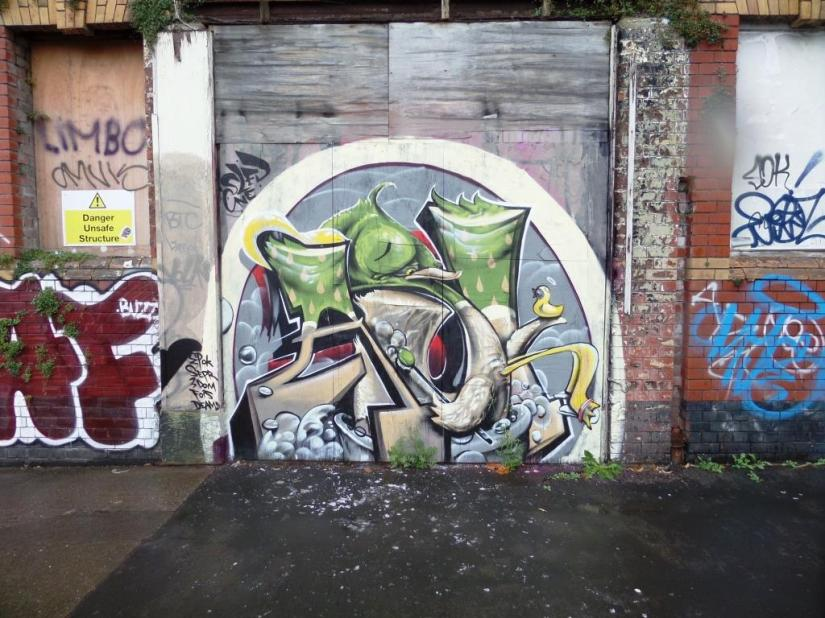 SledOne, Unity Street, Bristol, September 2016