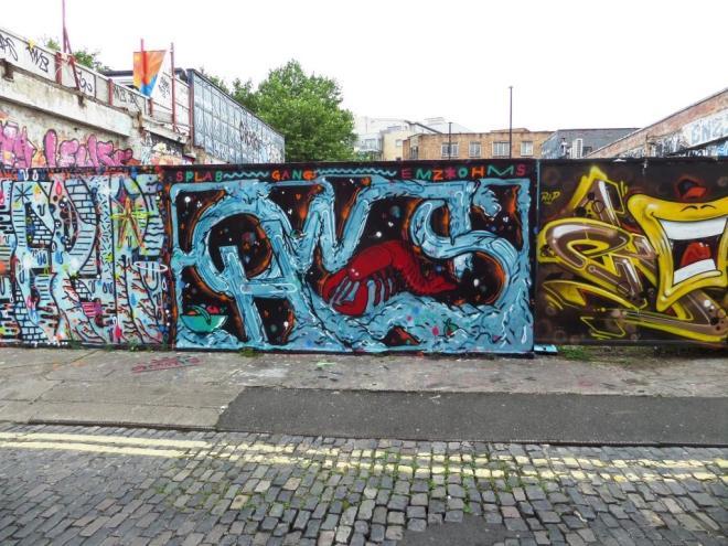 OHMS, Moon Street, Bristol, August 2016