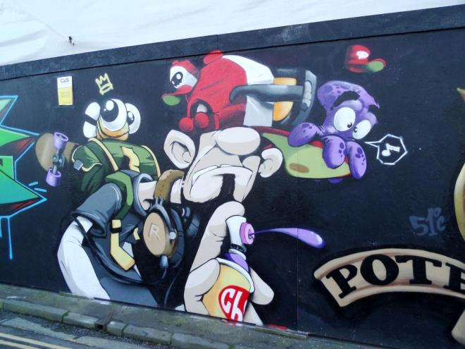 Cheo, Raleigh Road, Bristol, March 2017