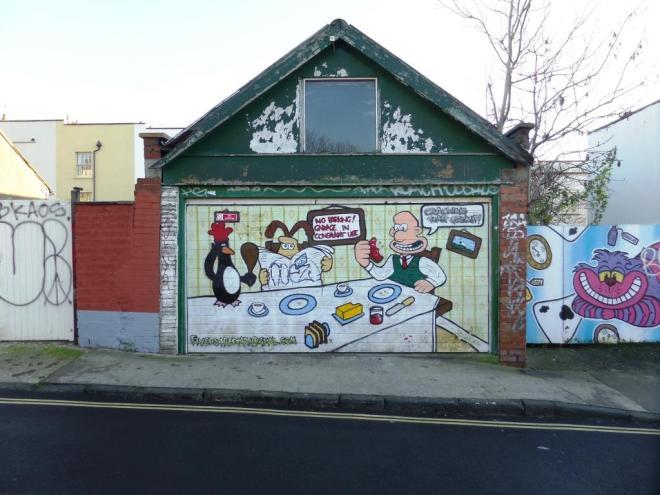 Fiver, St Andrews Road, Bristol, December 2016