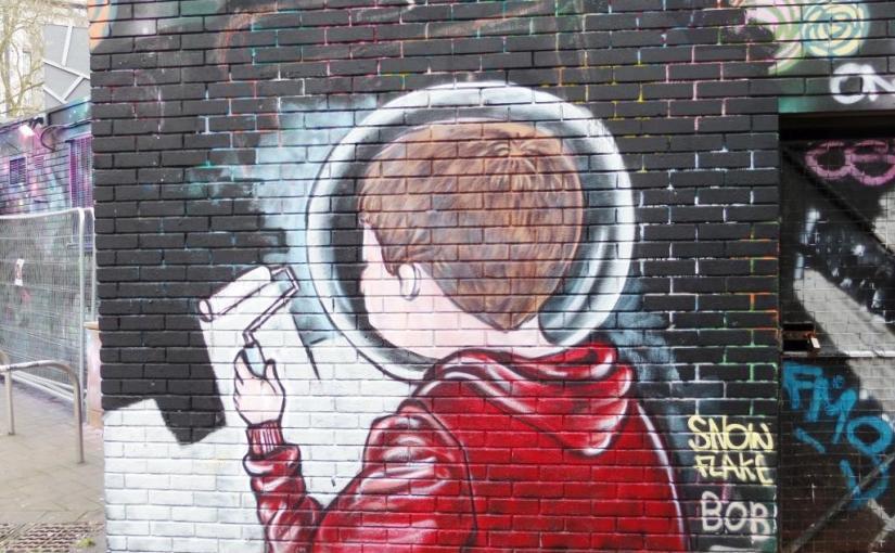 Kid Crayon, The Bearpit, Bristol, February 2017
