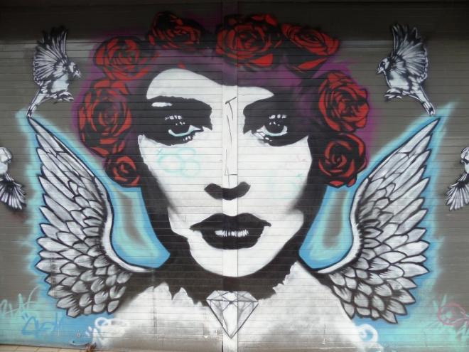 Copyright and Gemma Compton, North Street, Bristol, July 2016