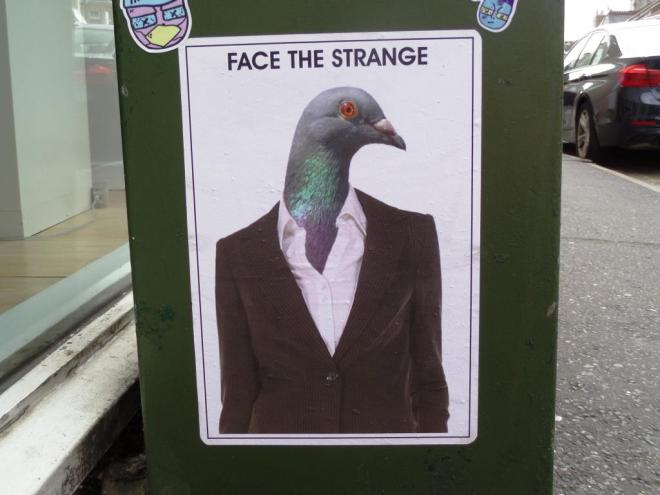 Face the Strange, Upfest, Bristol, July 2016