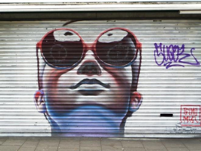Talmo and Miel, North Street, Bristol, June 2016