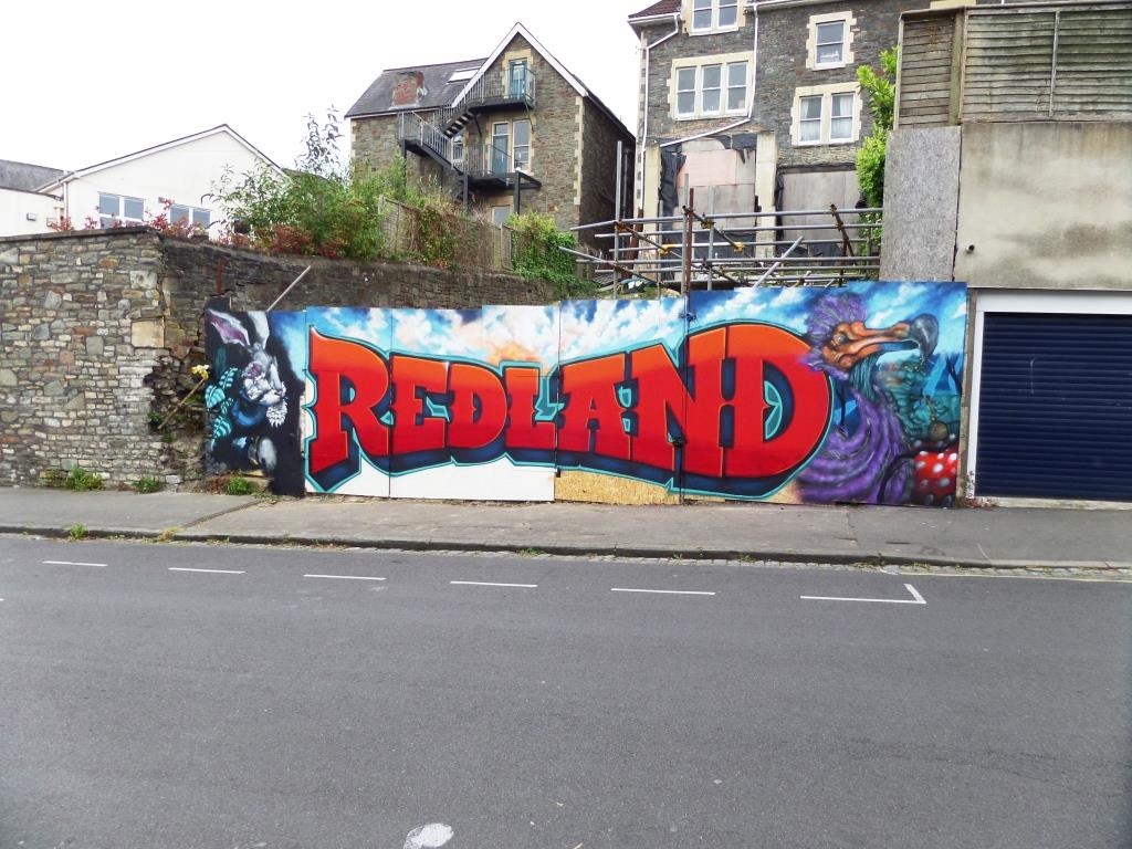 2Keen, Aspire and Ryder, Redland Court Road, Bristol May 2017