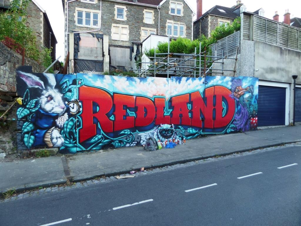 2Keen, Ryder and Aspire, Redland Court Road, Bristol, May 2017