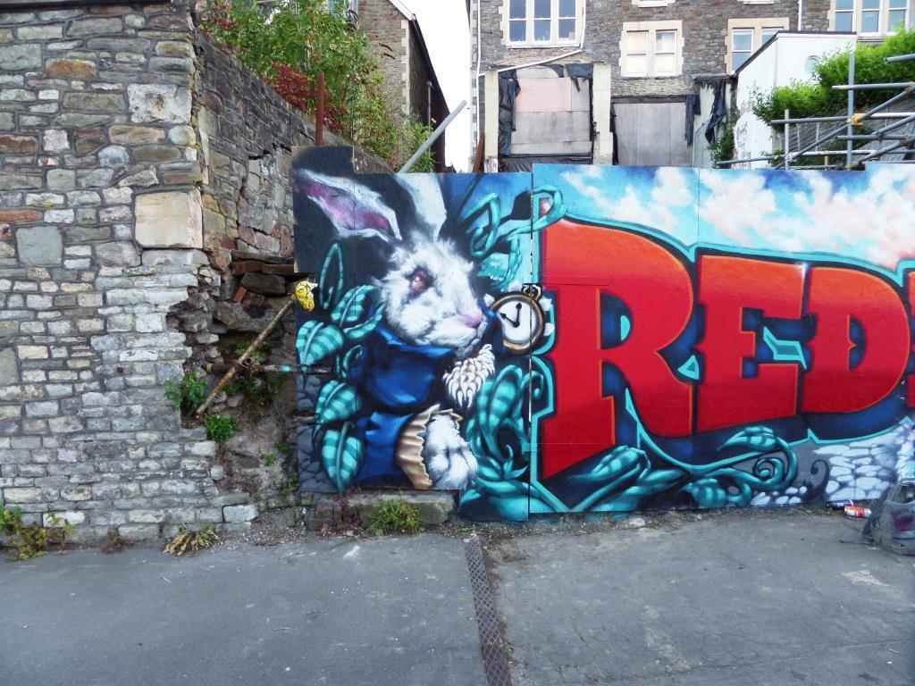 2Keen, Redland Court Road, Bristol, May 2017