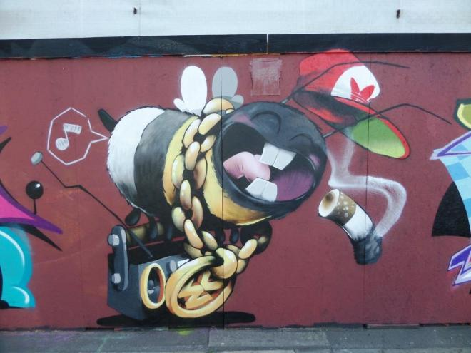 Cheo, Raleigh Road Bristol, June 2017