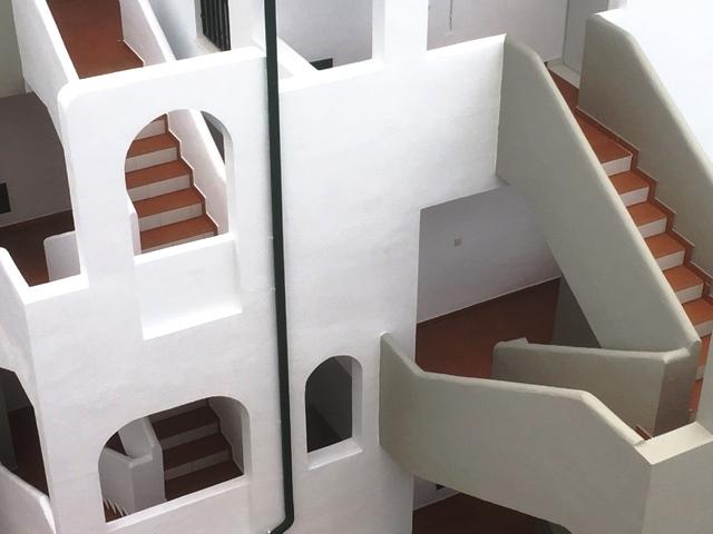 Stairway, Tenerife. June 2017