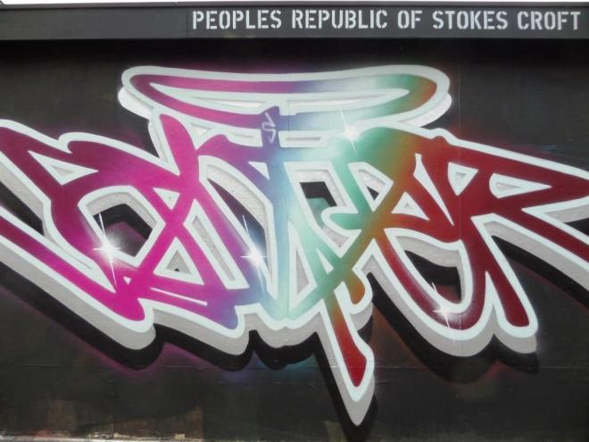 Voyder, Jamaica Street, Bristol, July 2017