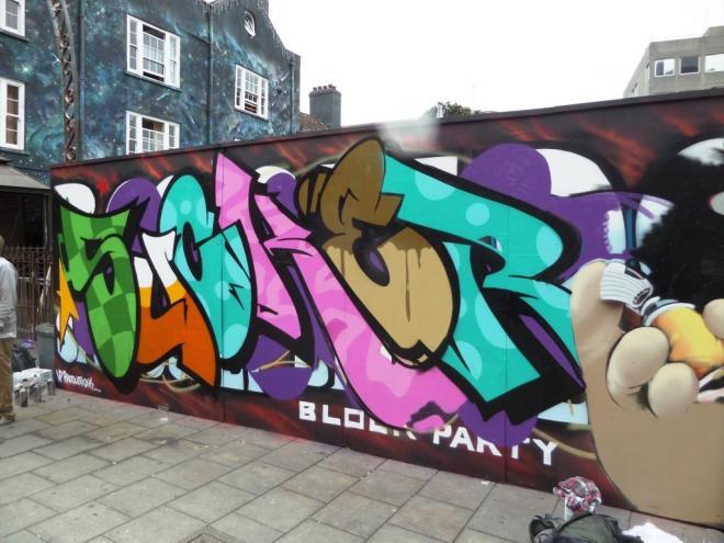 Soker, Stokes Croft, Bristol, July 2017