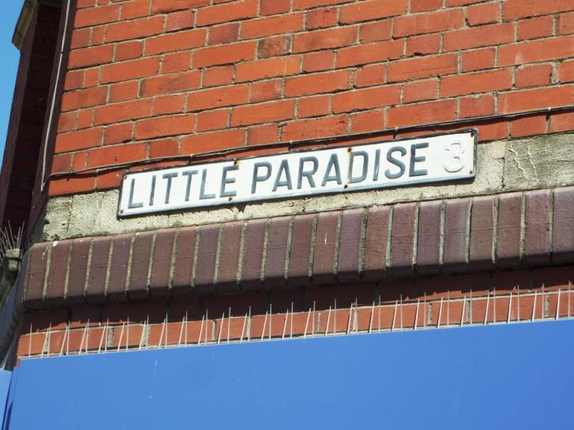 Little Paradise, Haiku