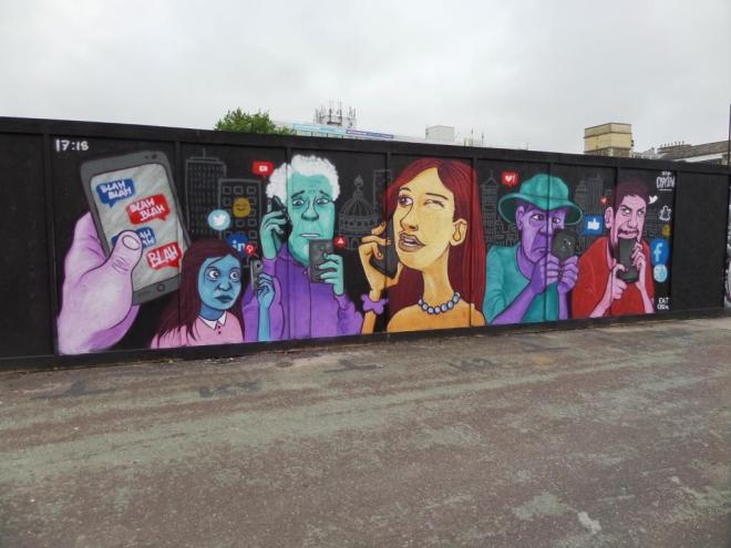 Kid Crayon, Lower Approach Road, Bristol, June 2017