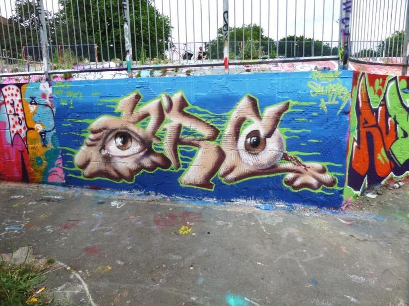Pronk-Stukken, Upfest, Bristol, July 2016