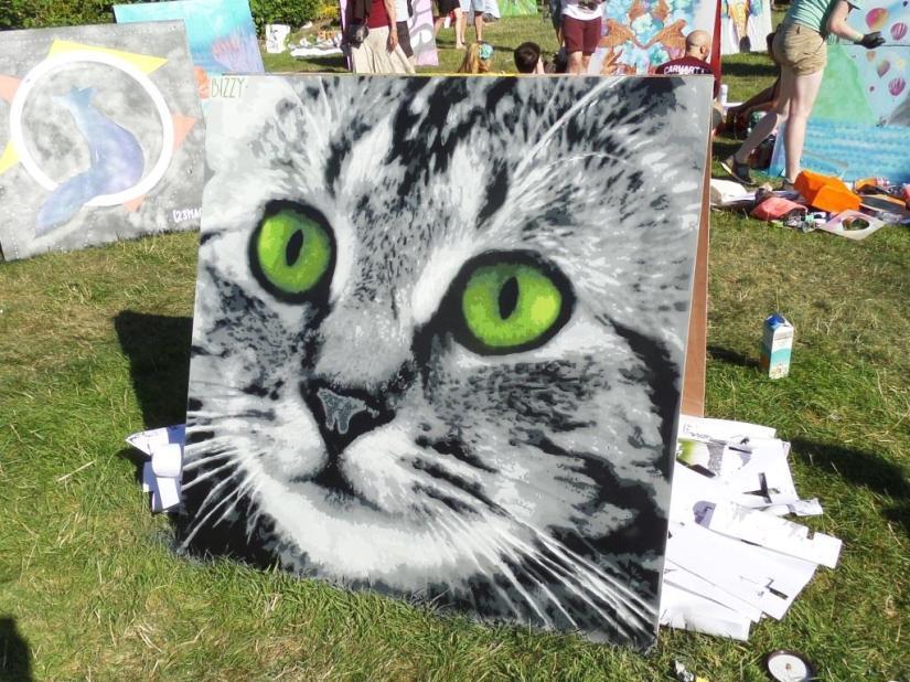 Bizzy, Upfest, Bristol, July 2016