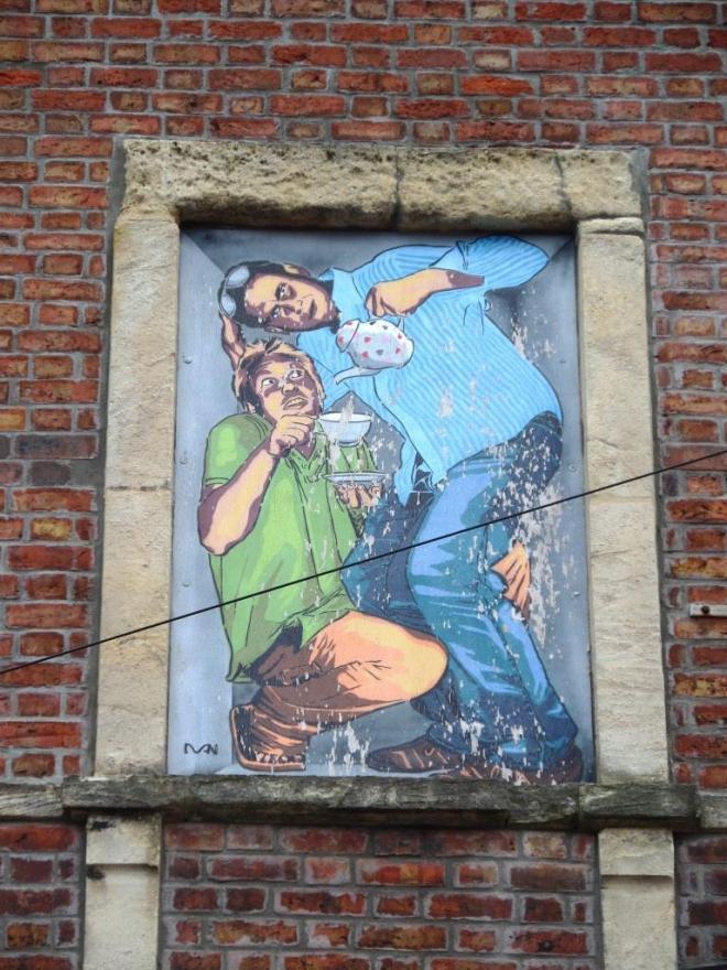 Dan, Hillgrove Street, Bristol, September 2015