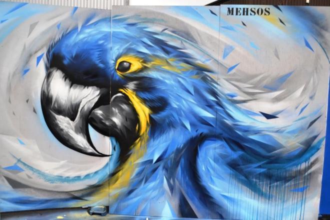 Mehsos, Upfest, Bristol, July 2017