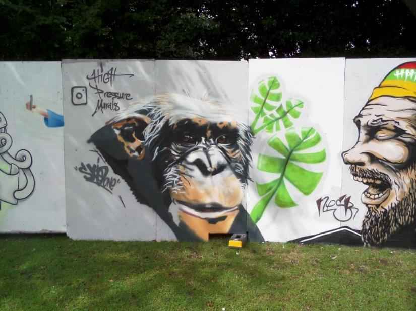 Skie One, Upfest, Bristol, July 2017