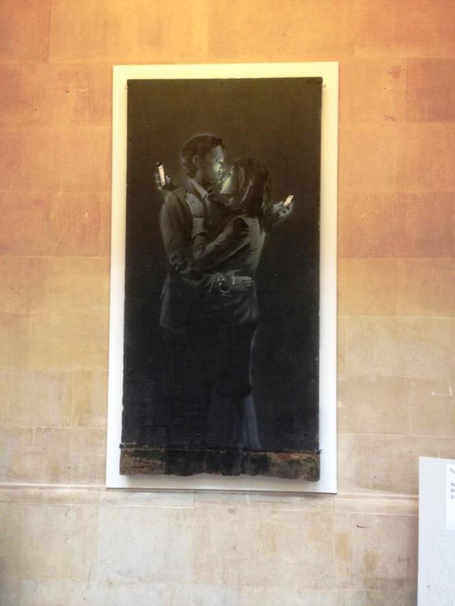 Banksy, Bristol Museum, Bristol, May 2014