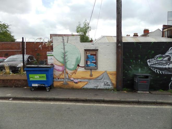 Pelmo, Upfest, Bristol, July 2017
