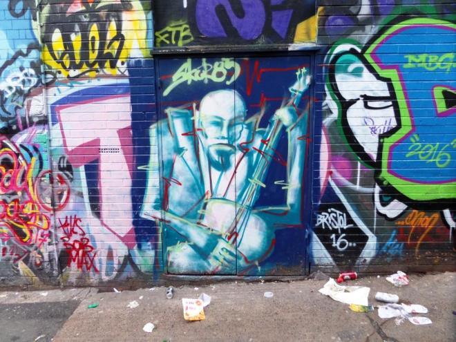 Skor85, Moon Street, Bristol, January 2017